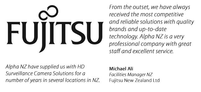 Testimonial - Fujitsu